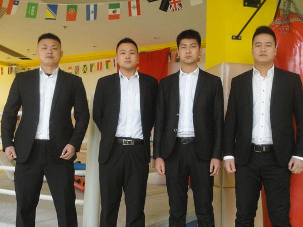 打造为全球华人量身定制私人保镖服务领域的领袖企业